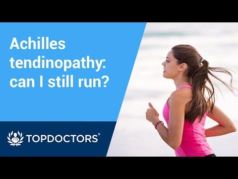 Achilles Tendinopathy: Can I Still Run?
