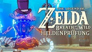 Kampf mit einem Wächter-Krieger!   06   Zelda BotW - Heldenprüfung