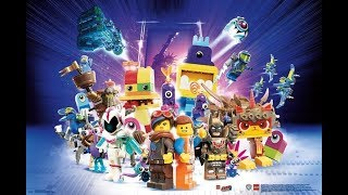 The Lego Movie 2 Tribute.