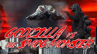 Godzilla vs the Smog Monster: Dark Corners Review