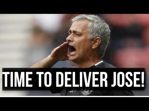 MOURINHO's MAN UTD Transfer Fail! MUFC Transfer News