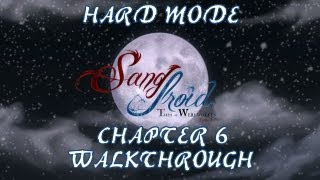 Selyp Plays: Sang-Froid - Tales of Werewolves - Hard Mode Walkthrough - Part 4 (Ch. 6)