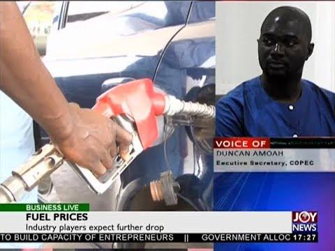 Fuel Prices - Business Live on JoyNews (27-2-18)
