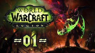 WORLD OF WARCRAFT: LEGION [#01] ► Die Verheerte Küste
