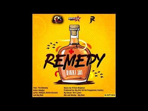 The Remedy   Rikki Jai   Chutney Soca 2018