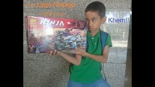 การต่อ Lego Ninjago By Khem Toys Gallery Story