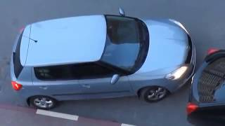 видеоурок для женщин (паркуем авто 3)