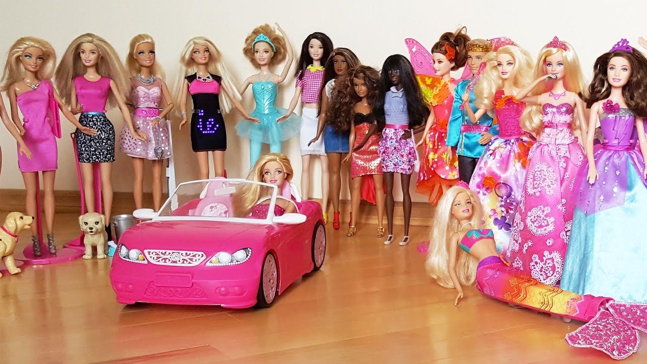in show michigan barbie vintage