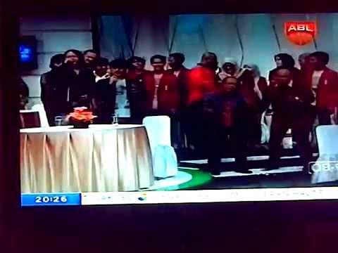 AGENG KIWI - MAAF AKU CIUM DULUAN (LIVE JAK TV)