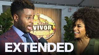 Davie Rickenbacker Talks Voting For Nick In 'Survivor' Finale | EXTENDED