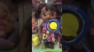 Baby Alive Sweet Tears Doll African-American