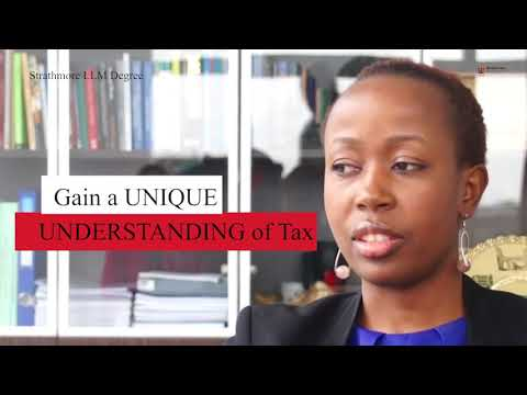 Understanding tax - Strathmore Law School