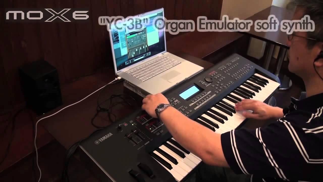 yamaha mox6 mox8 daw remote audio interface katsunori ujiie youtube. Black Bedroom Furniture Sets. Home Design Ideas
