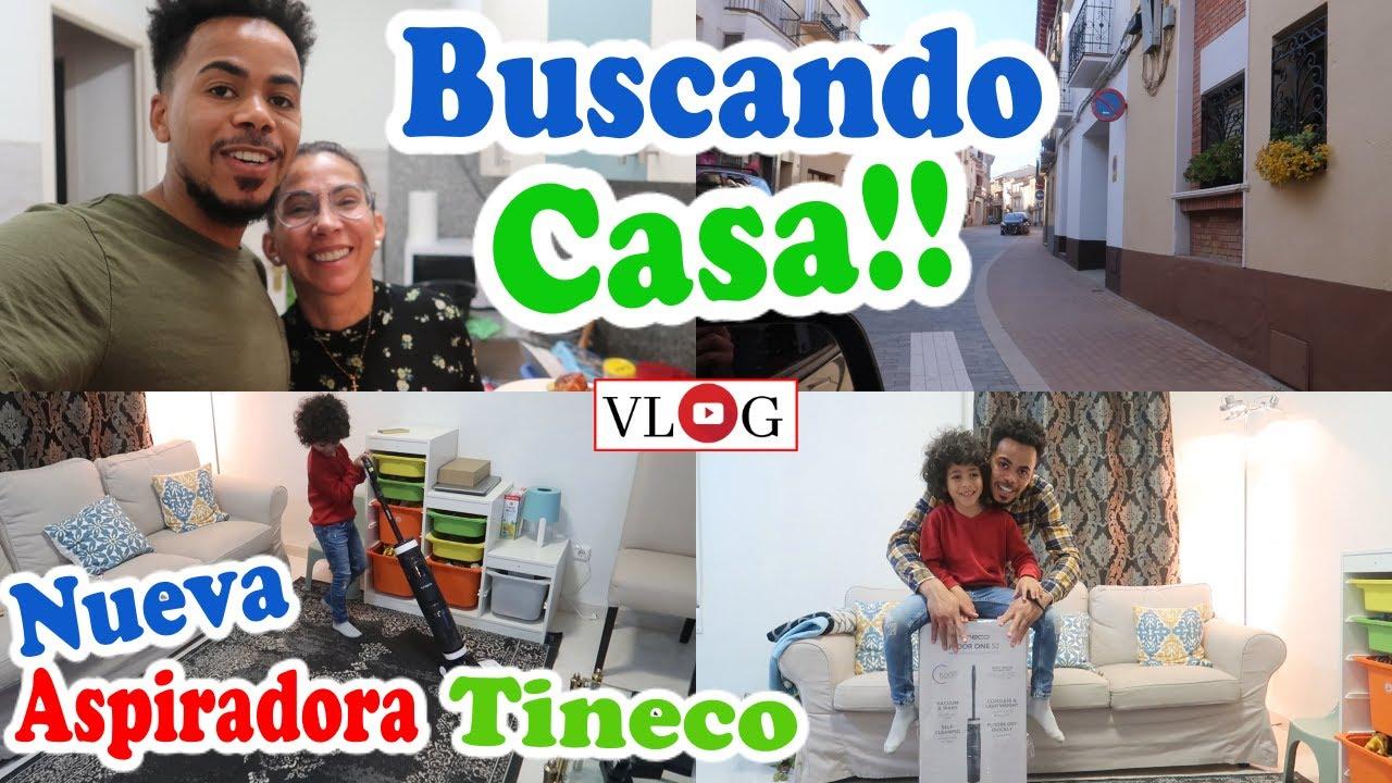 AQUI VIVIMOS AHORA / NOS FUIMOS  EN BUSCA DE CASA / NUEVA ASPIRADORA TINECO / SUSAN MARCHAL VLOG