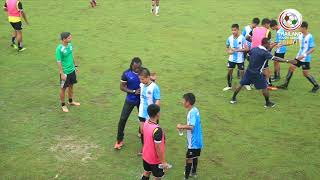 Thailand Youth League Highlight : สมาคมกีฬาแห่งจังหวัดสมุทรปราการ 3-0 เกร็กคู สายไหม ยูไนเต็ด