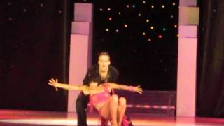 Ekaterina Vaganova Showdance in Komsomolsk-na-Amur