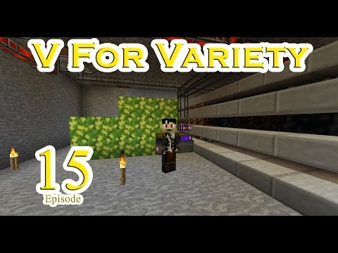 V For Variety: S03 E15: A Berry Nice Farm