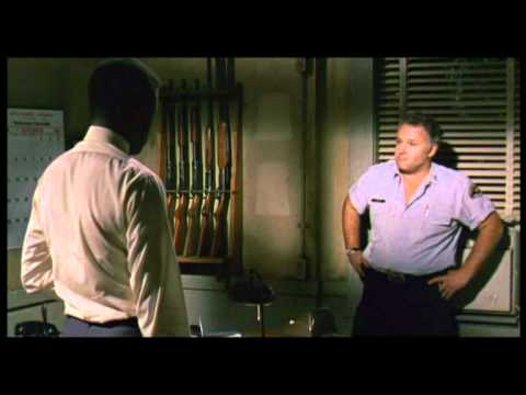Scene from In The Heat Of The Night