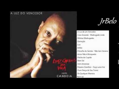 Luiz Carlos da Vila Cd Completo 1998   JrBelo