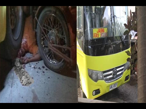 ACTUAL VIDEO of 2 PERSONS KILLED BY SOUTHERN STAR BUS (CERES) THIS MONTH (SHOCKING!!)