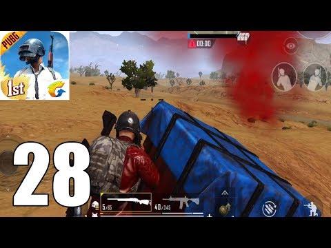 PUBG Mobile ( IOS / Adroi ) Gameplay #28 - Duo