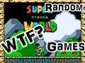 Random Games [X-Men Vs Street Fighter][Sonic Millennium Ed 2][Super Fedora World][Sniper Assassin 4]