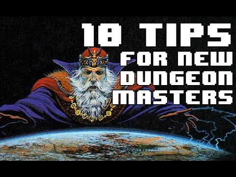 10 Tips For Beginner Dungeon Masters