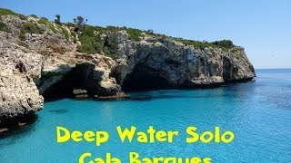 Mallorca 2013 - Rock climbing, Cave bouldering and DWS