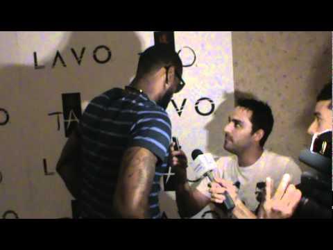 NBA Superstar Lebron James visits Las Vegas