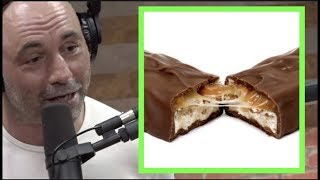 Joe Rogan | What Would Happen If You Only Ate Snickers?