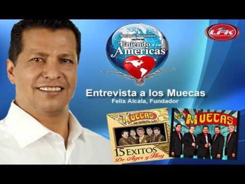 *Los Muecas*  Uniendo a las Americas - Entrevista