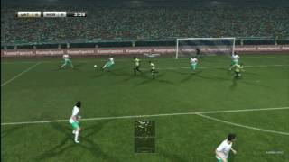 CGR Undertow - PRO EVOLUTION SOCCER 2011 for PS3 Video Game Review
