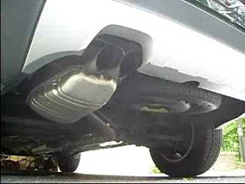 Volvo XC90 Turbo Exhaust - YouTube