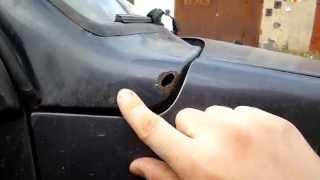 Ваз 2109: как провести ремонт кузова