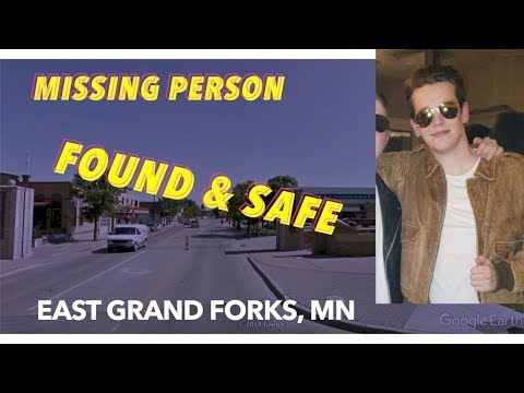 UPDATE: Missing Person In East Grand Forks Found & Is Safe