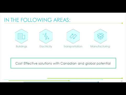 Breakthrough Energy Solutions Canada Webinar