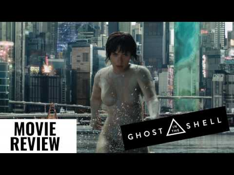 'Ghost In The Shell' 2017 American Live-Action Movie Review // Movie Podcast