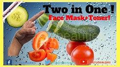 hqdefault - Tomato Cucumber Acne Mask