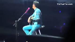 晴天 魔天伦世界巡回演唱会台北站 周杰倫