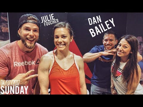 "DAN BAILEY and JULIE FOUCHER - ""Froning vs Fraser"""