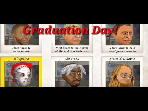 School Days: Graduation Day!