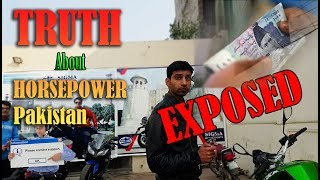 Vlog - The Truth about Horsepower Pakistan