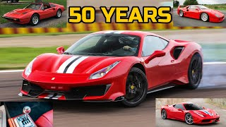 The HISTORY of the MID ENGINE V8 FERRARI thumbnail