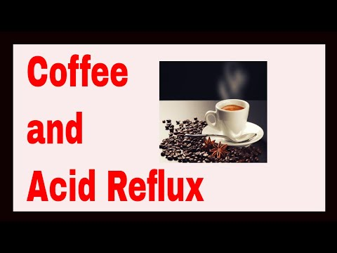 What is the Connection Between Coffee and Acid Reflux? | Can Coffee Cause Heartburn