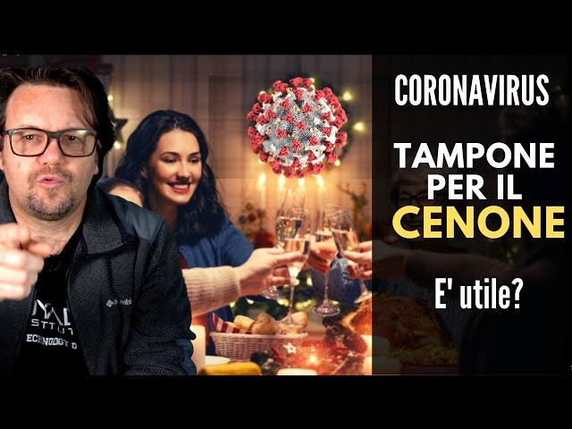 Coronavirus: Tampone rapido per Natale in sicurezza?  Ecco perché è una pessima idea.