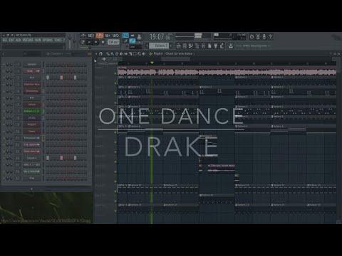 Drake - One Dance (feat. Kyla & Wizkid) | FL Studio | Free Download FLP | (Full Version)