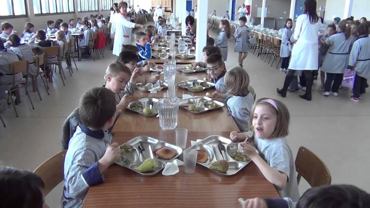 Nuevo comedor del colegio for Mesas comedor colegio
