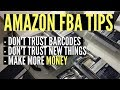 2 Amazon FBA Tips That Will Make You More Money and Help Keep Your Account in Good Standing