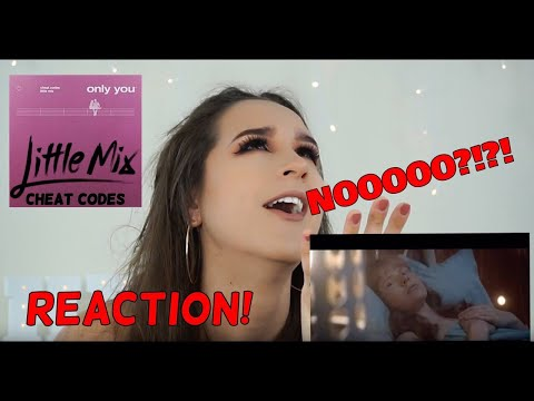 Cheat Codes, Little Mix - Only You MUSIC VIDEO REACTION | Hannah Dorman Mp3