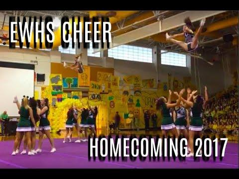 Edmonds Woodway High School Cheer HC 2017